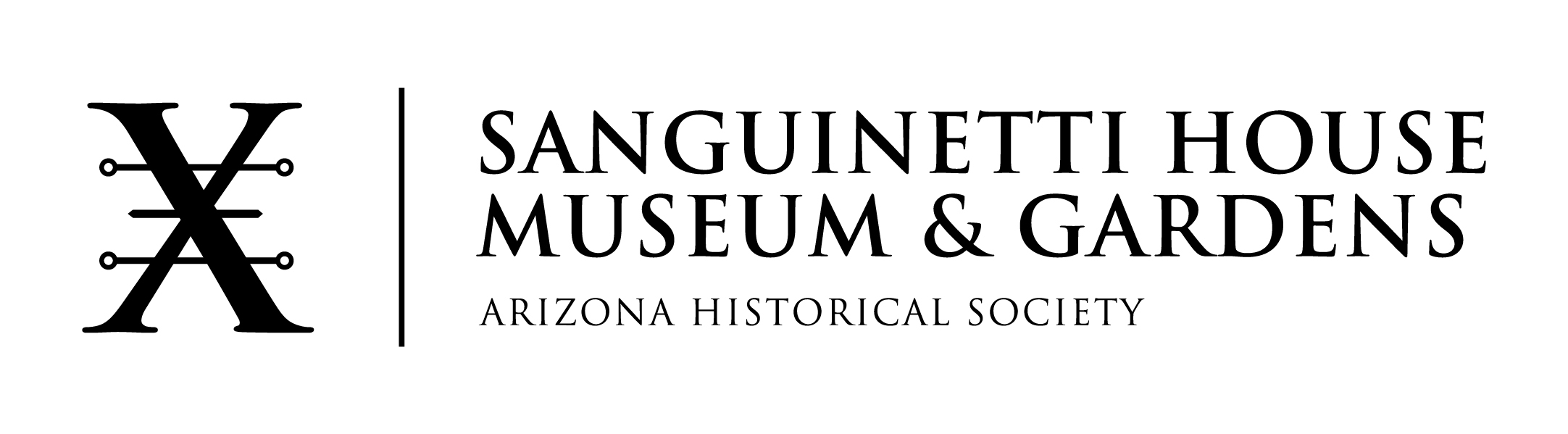 Ahs sanguinetti house logo final black